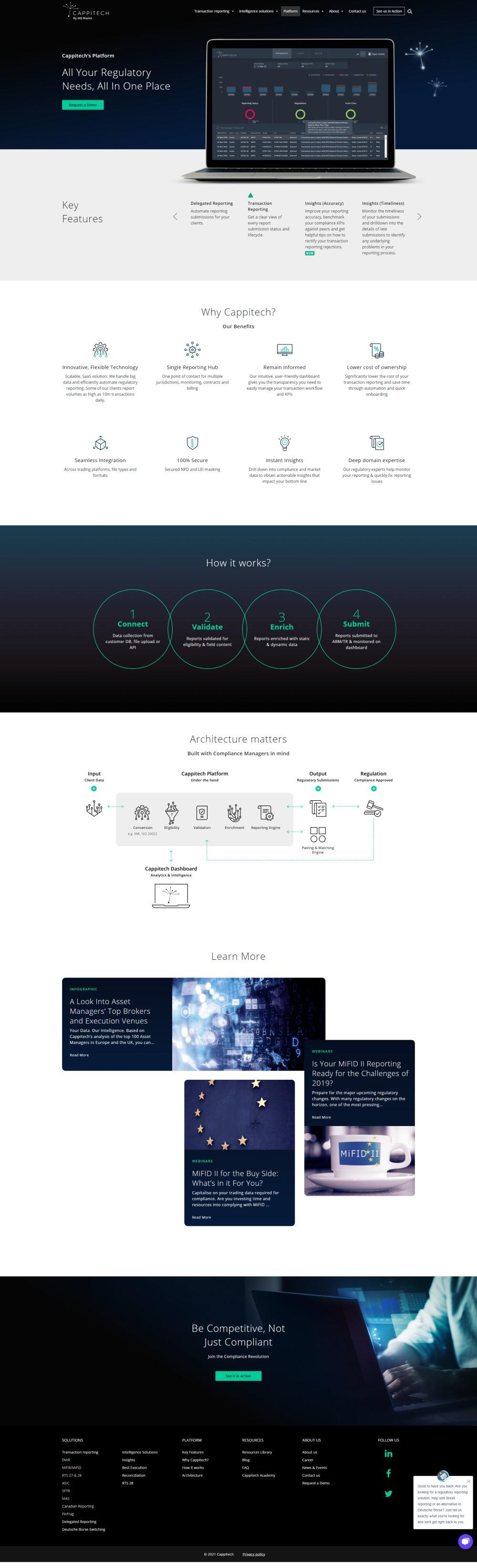 platform full page