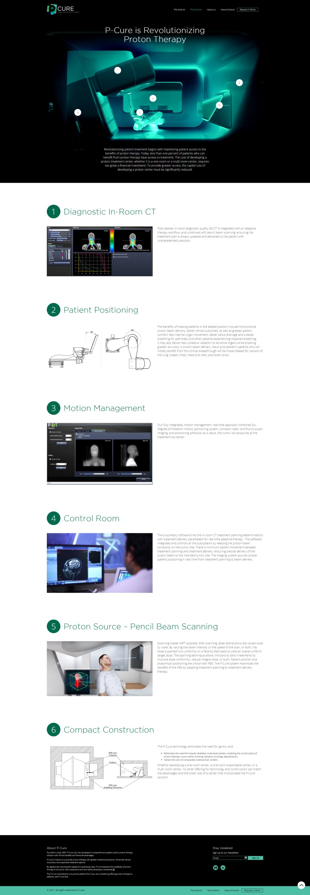pcure solution full page