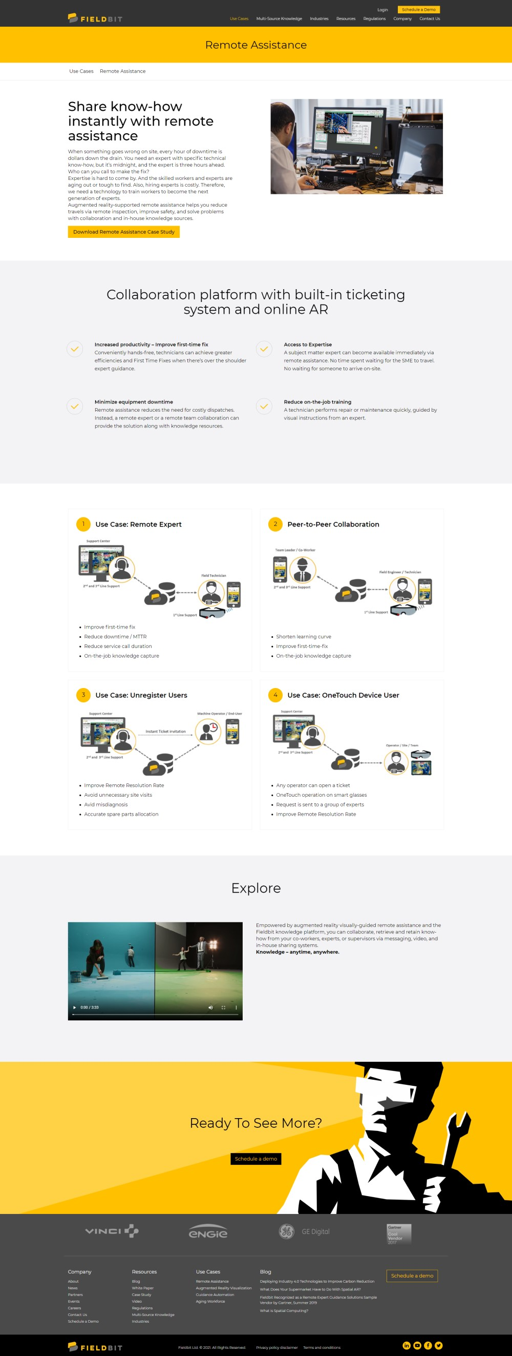 use case full page