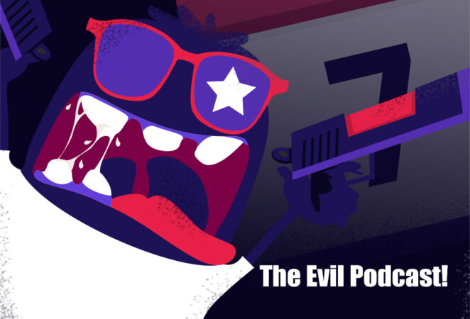 The Evil twin podcast